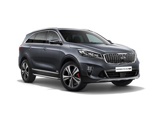 New Design and In-Car Technologies for New Kia Sorento