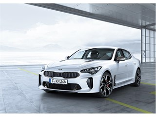 Stinger: Kia's gran turismo on sale globally during Q4 2017