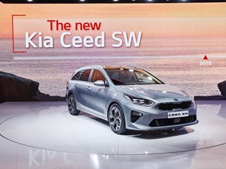 Spacious new Kia Ceed Sportswagon makes world debut in Geneva