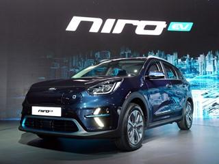 Kia reveals all-electric Niro EV at Busan Motor Show
