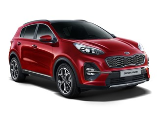 Kia reveals upgraded Sportage with enhanced design and new powertrain technology