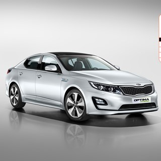 Kia Optima Hybrid awarded major German innovation prize