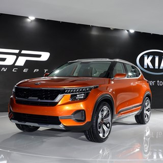 Kia unveils SP Concept and showcases 16 global models at AutoExpo 2018