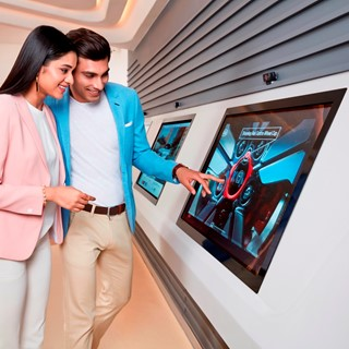 Kia Motors BEAT360 Brand Experience Center, New Delhi, India