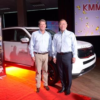 Kia Motors celebrates decade of manufacturing in Georgia