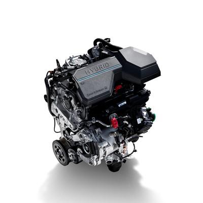1.6 Turbo Hybrid engine