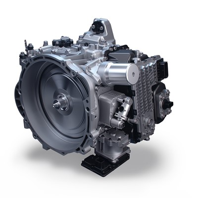 Powertrain & Transmission - 8DCT