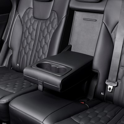The new Kia Sorento - Interior