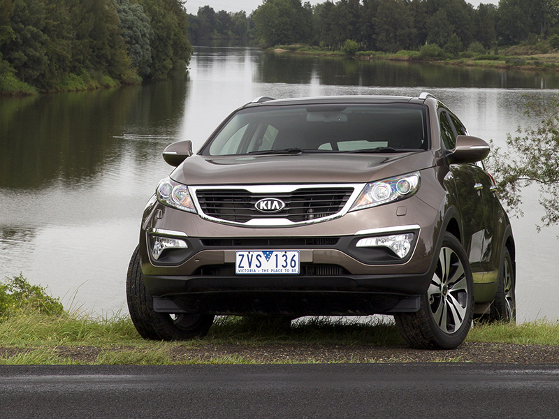 Stylish Sportage