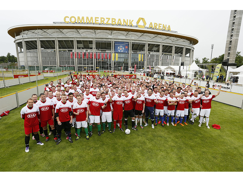 Kia Champ into the Arena (Germany) 2