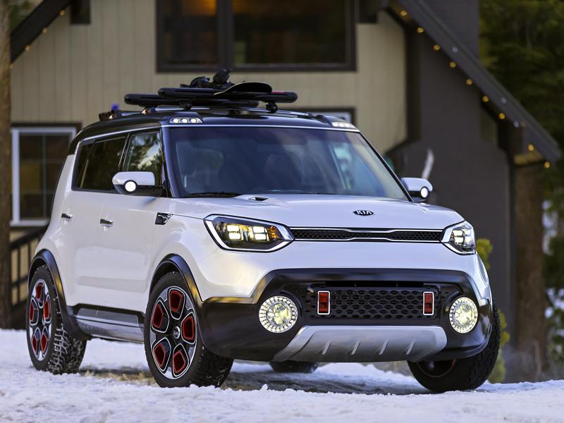 Kia Trail'ster Concept 1
