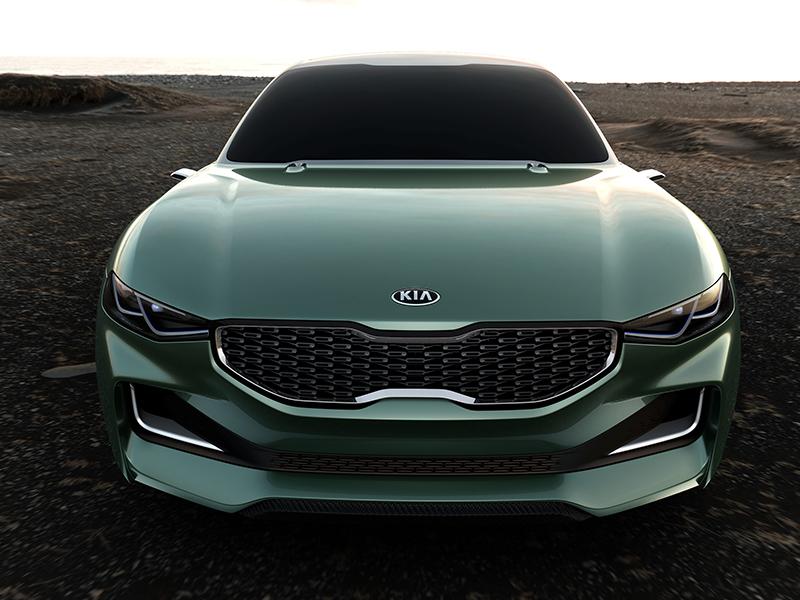 Kia Novo Concept Exterior 1