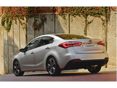 All-New Kia Cerato Sedan – Press Kit Available (non-North America model)