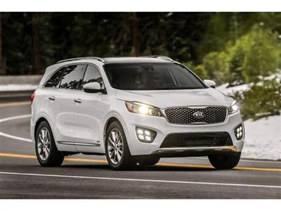 IIHS 'Top Safety Pick' rating for new Kia Sorento