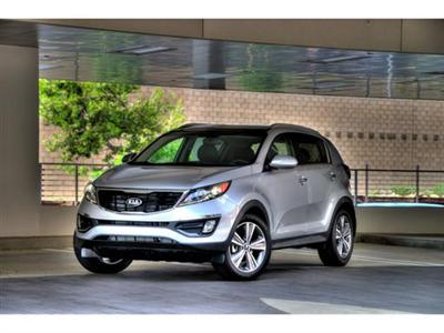 Kia Sportage Ranks Highest Among Small Suvs In 2015 J.D. Power Vehicle Dependability Study