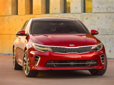 Next-generation Kia Optima primed for New York world debut