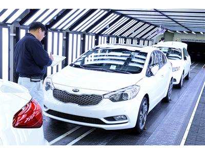 Kia Motors posts global sales of 252,770 vehicles in May