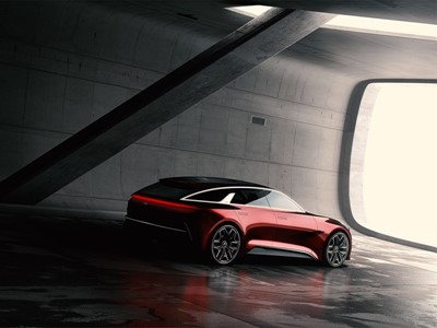 Kia to Reveal New Concept at 2017 Frankfurt Motor Show