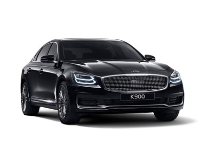 Kia reveals first glimpse of all-new K900 luxury sedan