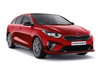 Kia Motors unveils new models at 2018 Paris Motor Show
