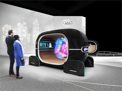 CES 2019: Kia prepares for post-autonomous driving era with AI-based real-time emotion recognition t