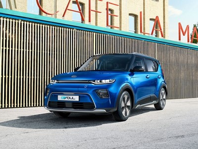 All-electric Kia e-Soul to make European debut in Geneva with more power, driving range and technolo