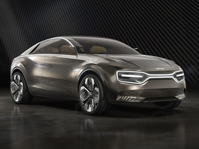 Imagine by Kia: a new all-electric concept car revealed