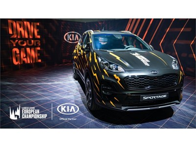 Kia Motors connects with millions of esports fans at League of Legends European Championship Summer
