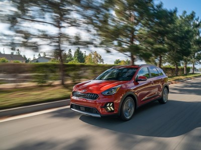 Refreshed Niro Hybrid debuts at Los Angeles Auto Show