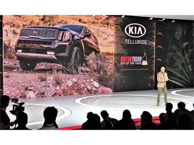Kia Telluride - Los Angeles Auto Show 2019