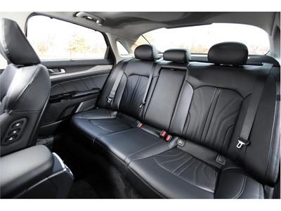 Kia K5 Fastback Sedan