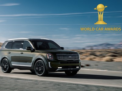 2020 World Car Awards Telluride