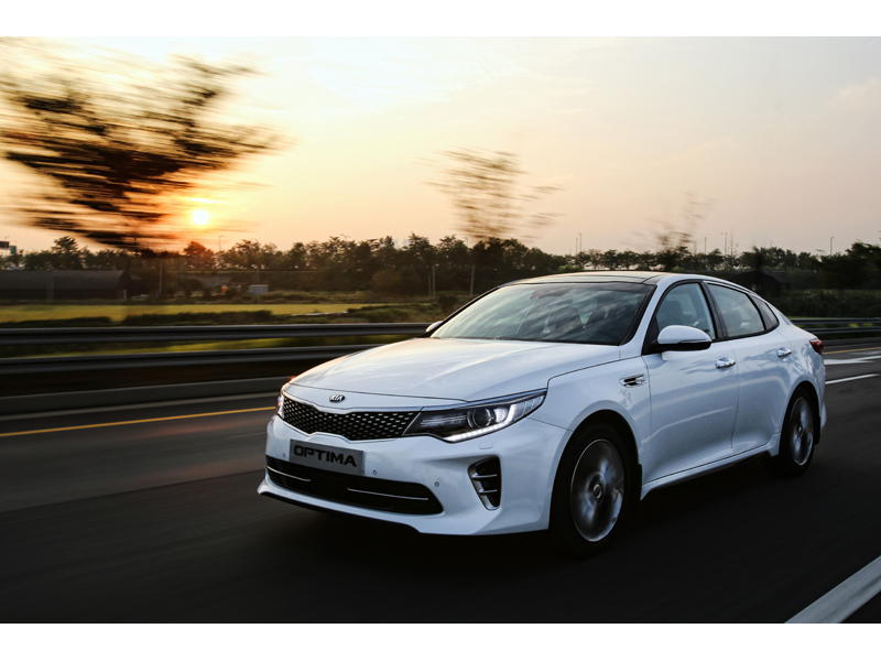 All-new Optima Dynamic