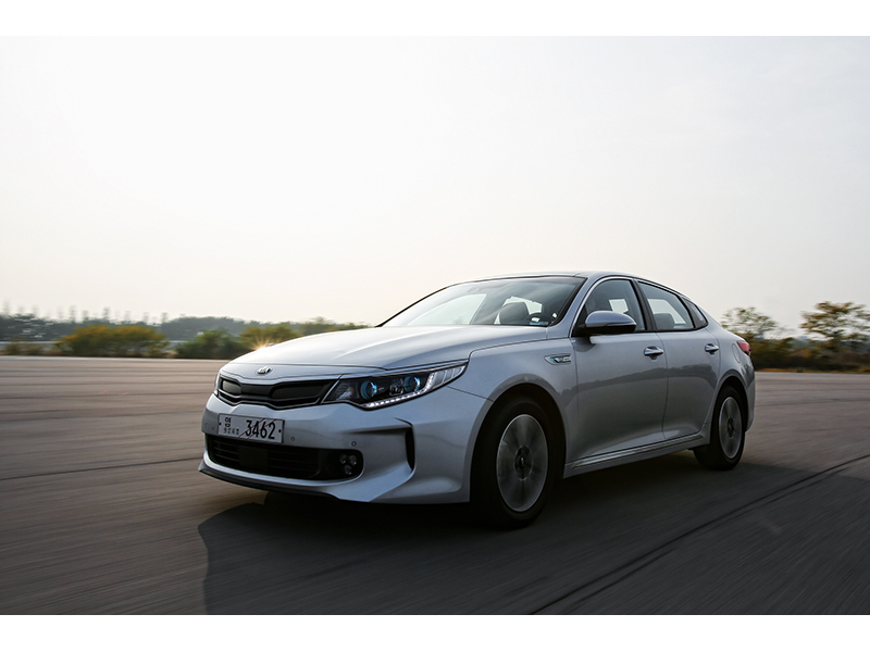 All-new Optima Hybrid (Korea Spec K5 Hybrid) 1