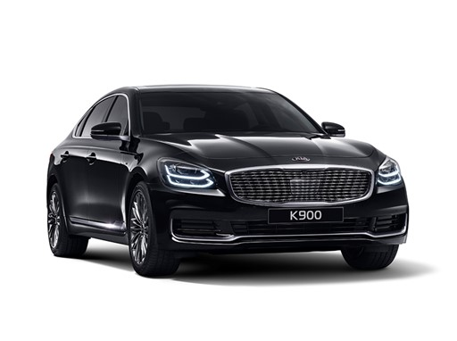 Kia all-new K900 1