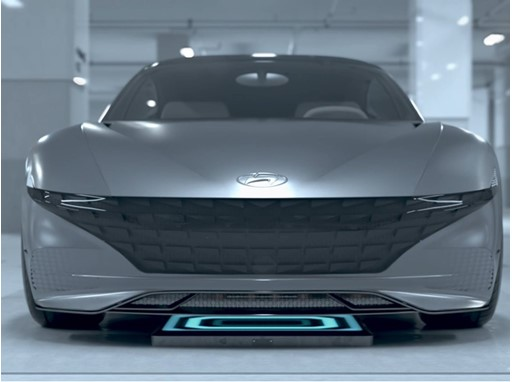Hyundai and Kia Self Parking Concept