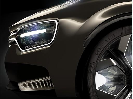 Kia Geneva Motorshow Concept (side)