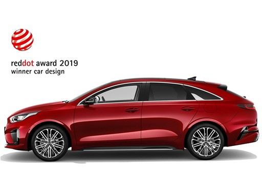 2019 Red Dot Awards - Kia ProCeed