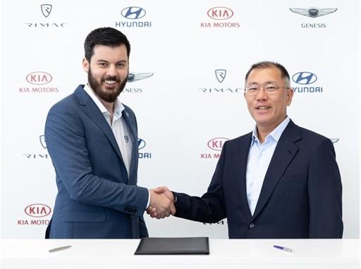 Hyundai Rimac Partnership