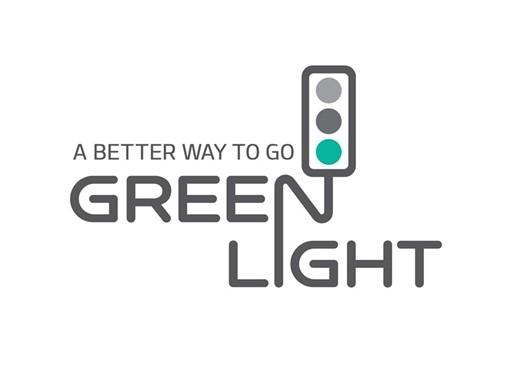 Kia's Green Light CSR Logo Image