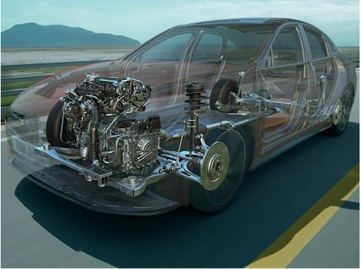 Hyundai Motor Group Unveils World First CVVD Engine Technology