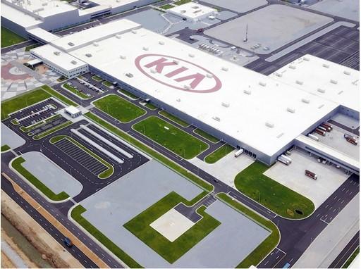 Kia Motors officially opens new India production facility