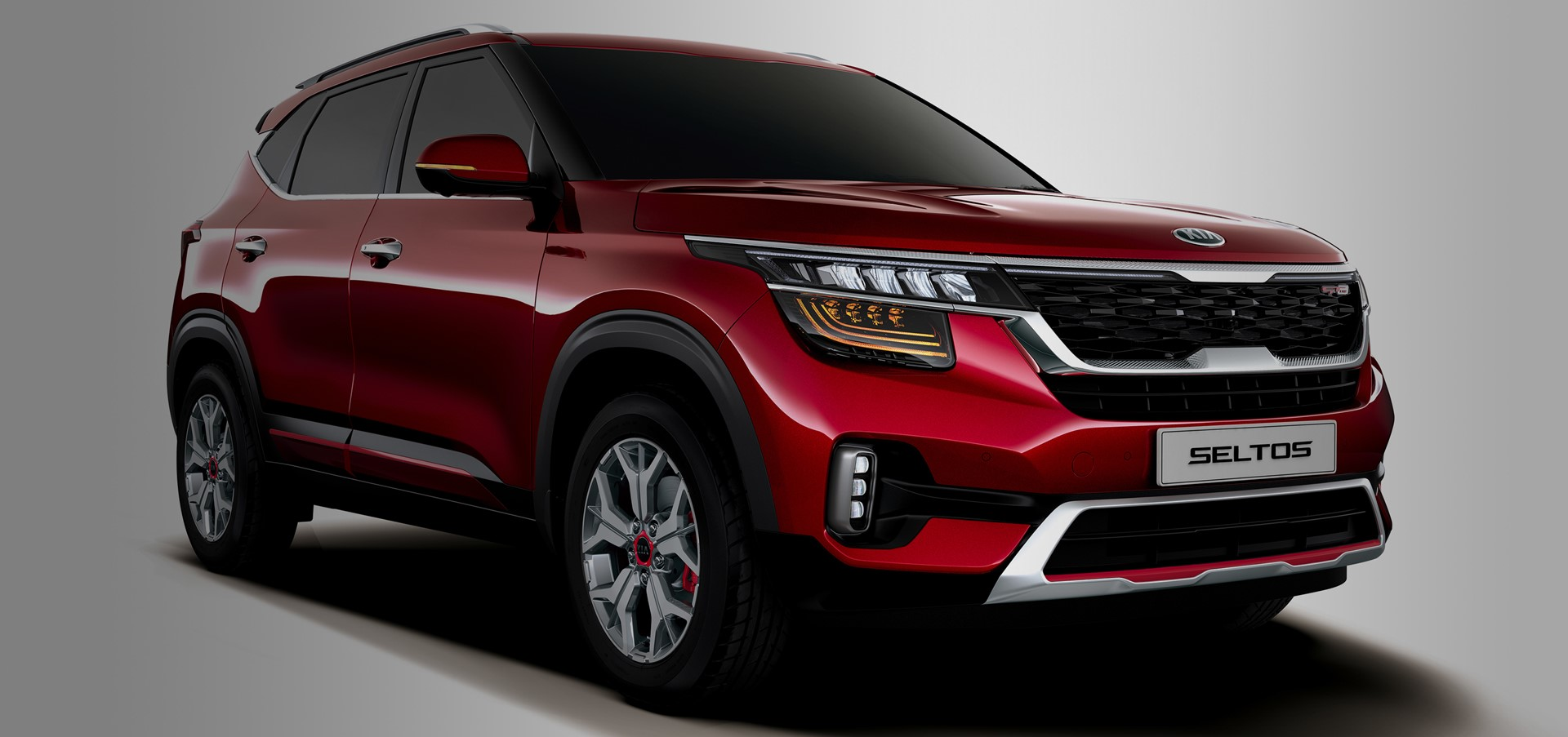 Sophisticated and Sporty: The All-New Kia Seltos