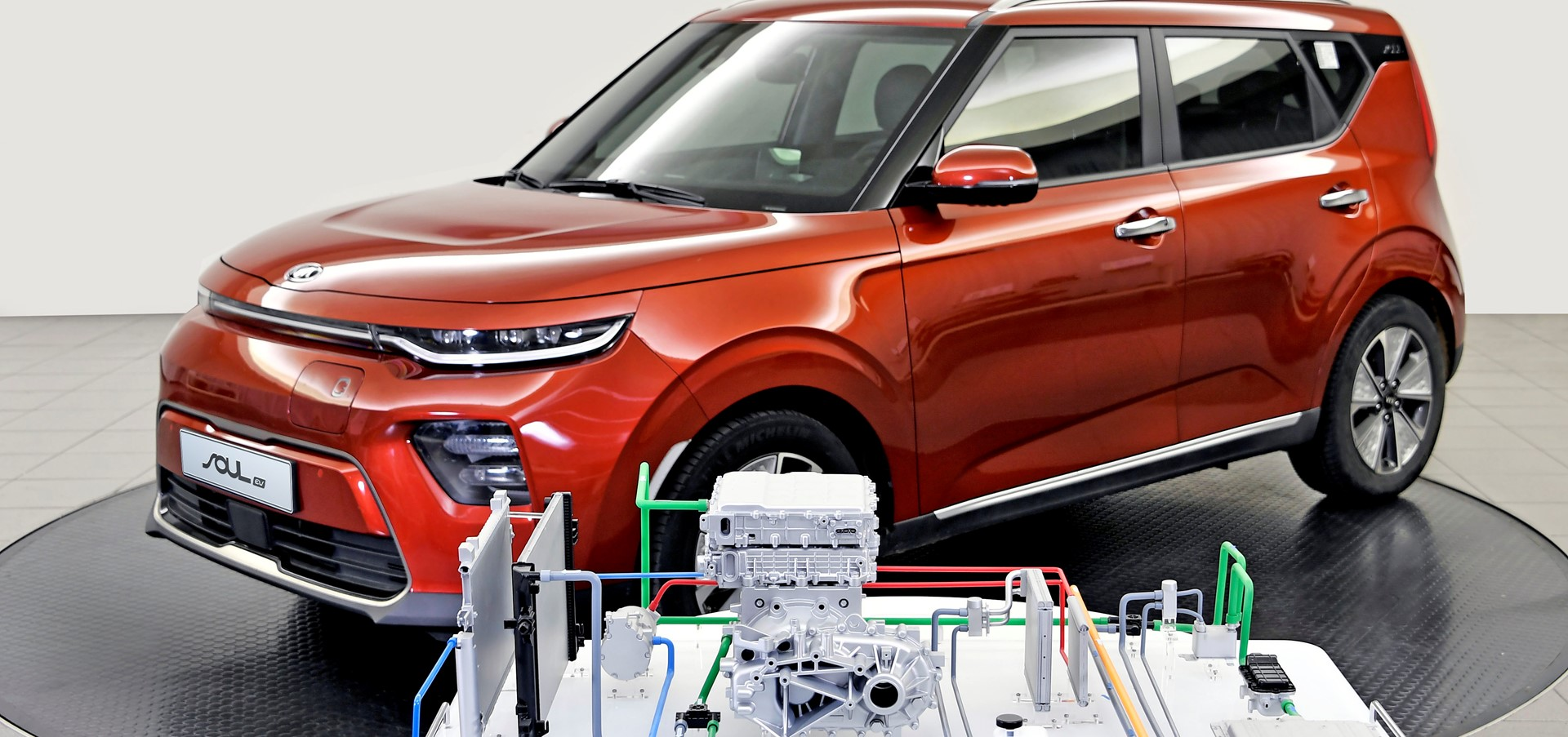 Hyundai and Kia Turn Up EV Efficiency
