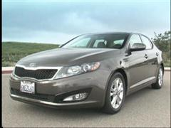"2011 Kia Optima And Sportage Named ""Best New Model"" By Kiplinger's Personal Finance"