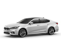All-new 2017 Kia Cadenza takes the stage at the  New York International Auto Show