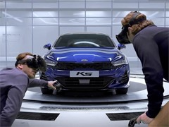 Hyundai and Kia Debut Virtual Reality (VR) Design Evaluation System