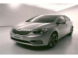 New Cerato Sedan Footage (Exterior and Interior)