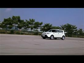 All-Electric Kia Soul