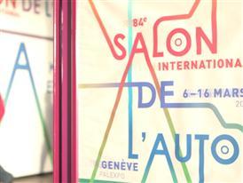Geneva 2014 Day 1 General Views & B-Roll